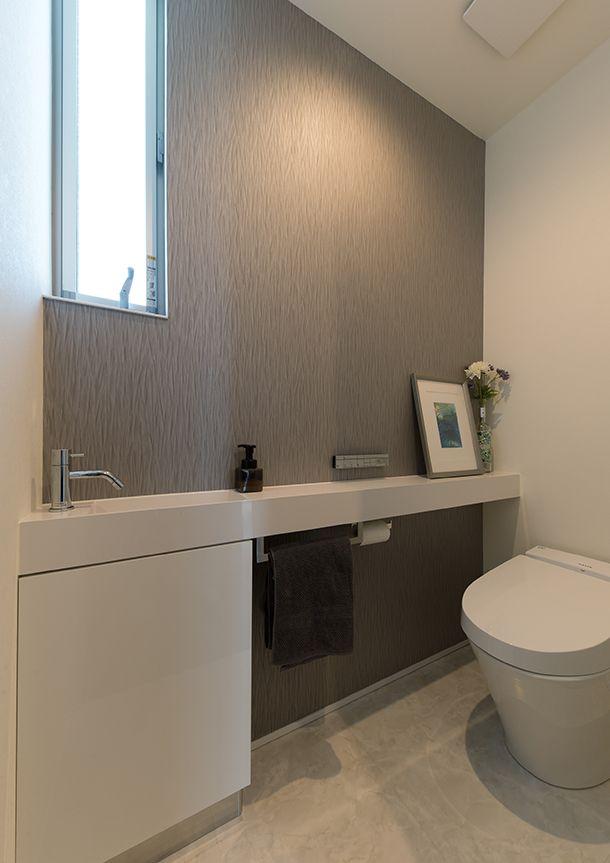 シンプルな白壁と衣食住を綿密に計画した家・間取り(東京都町田市) | 注文住宅なら建築設計事務所 フリーダムアーキテクツデザイン