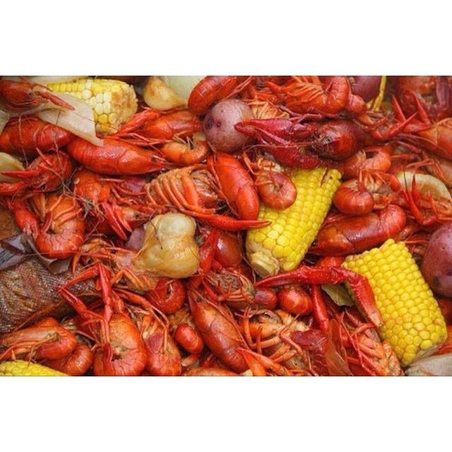 Louisiana Crawfish Boil | Recipe | Cajun food, Louisiana ...
