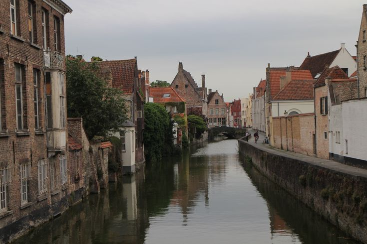 Bruges: not just a pretty place