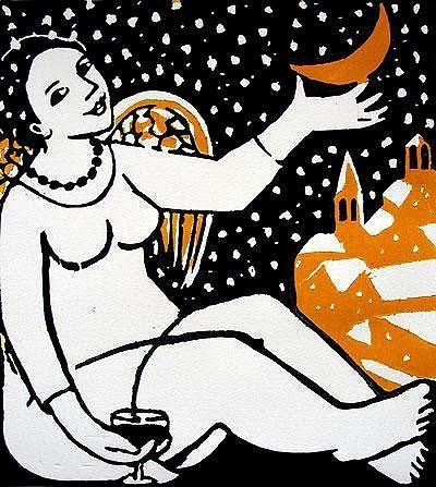 Anita Klein - Angel Of The Winter Moon