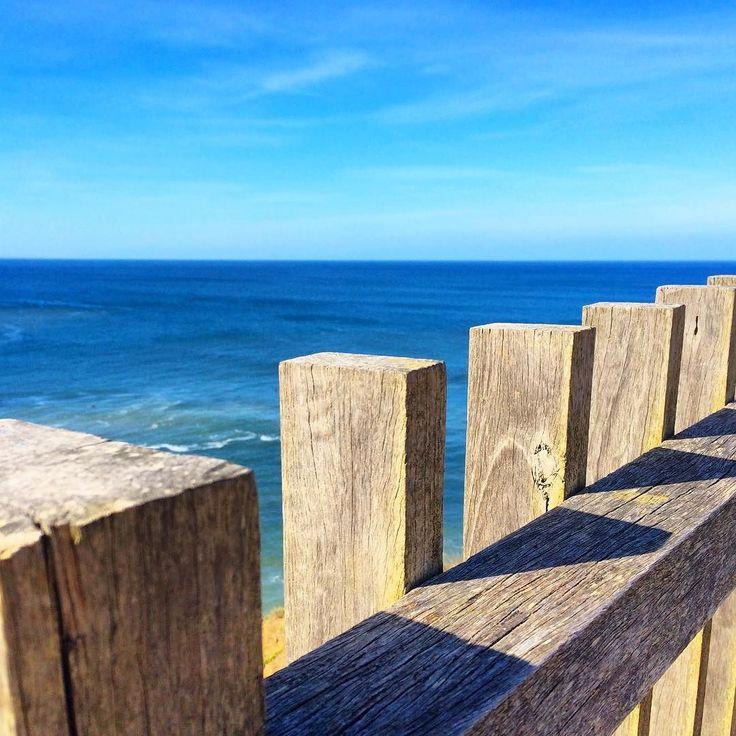 """Fridays are the hardest in some ways: you're so close to freedom."" - Lauren Oliver #ocean #sea #beach #cliffs #oceanside #seashore #walkway #beachlife #coast #torquay #victoria #australia #nature #surf #exploreaustralia #travel #explore #adventure #greatoceanroad #roadtrip #melbourne #melbournetodo #melbournelife #melbonpix #melbournephotographer #coastal by freedomstudios"