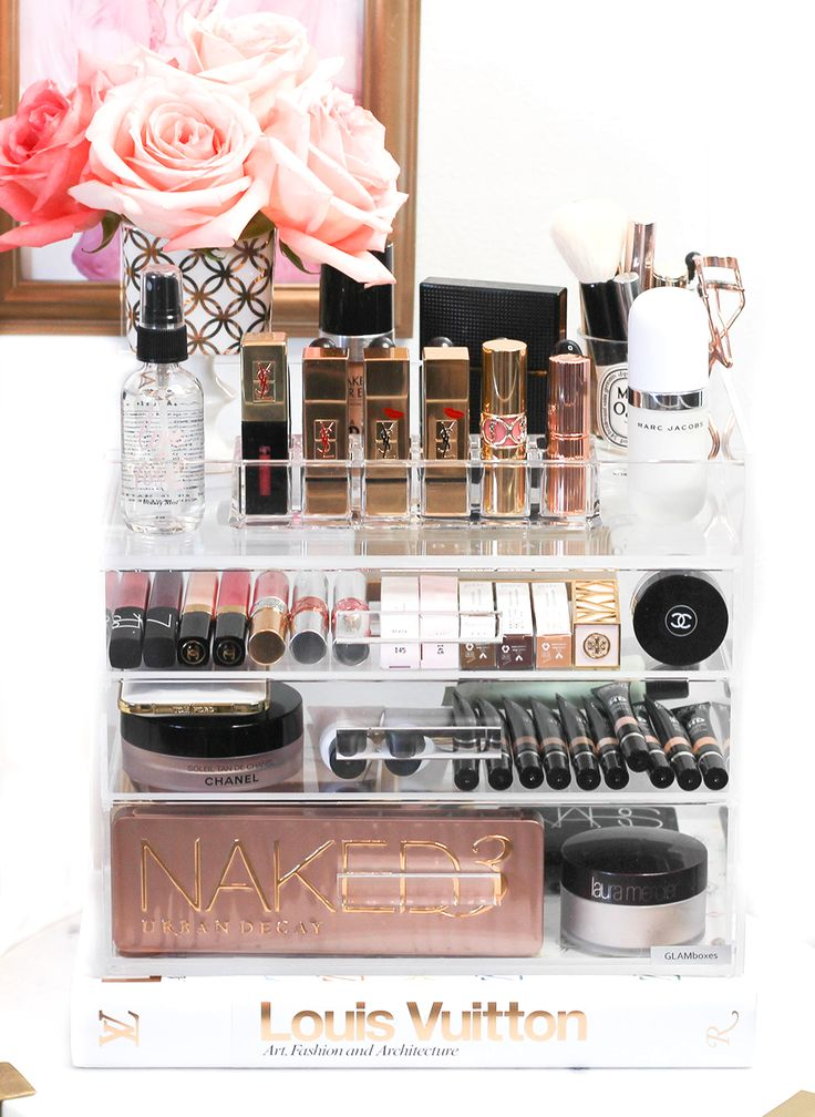 Best 25+ Makeup collection storage ideas on Pinterest ...