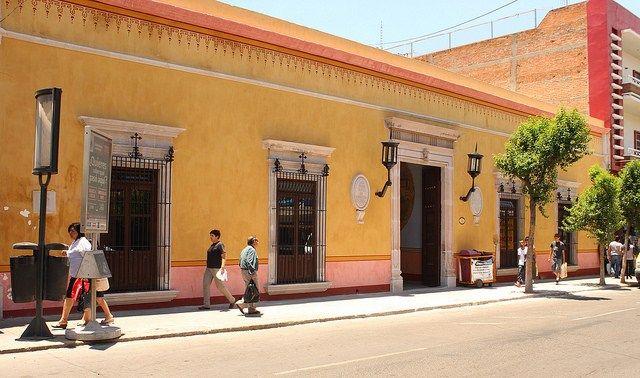 Centro Cultural Casa Terán. Aguascalientes, Ags. México   Aguascalientes, México, Centro cultural