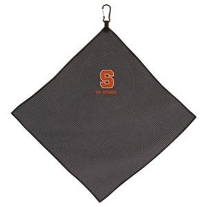 Team Effort NCAA Microfiber Golf Towel - Syracuse University