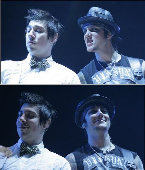 Syn and Zacky. This cracked me up.