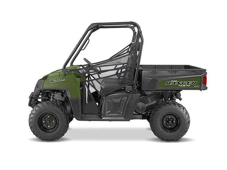 New 2016 Polaris RANGER 570 Full-size Sage Green ATVs For Sale in Michigan. 2016 Polaris RANGER 570 Full-size Sage Green, View Polaris Promotions: - Factory Authorized Clearance Ranger quality, legendary performance, and unmatched utility vehicle value...BEST BANG FOR THE BUCK!!! CALL NOW AND SAVE$$$ Ranger quality, legendary performance, and unmatched utility vehicle value Powerful 44 hp ProStar® EFI engine to take on any task Seating and cab comfort for 3
