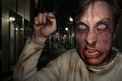 Real Zombies | The Real Zombie Apocalypse Has Arrived. | TIS