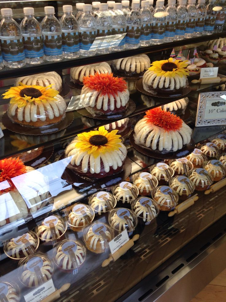 Nothing bundt cakes del mar ca i had the white