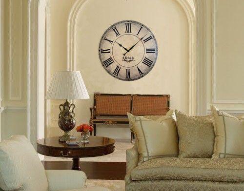 Grand Gallery 36 Wall Clock Klocktime