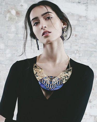 Okay this emerging jewelry designer is next level @anishaparmarlondon excites me beyond words!  #anishaparmarlondon #emerging #designer #designerfashion #fblogger #torontoblogger #blogger #bloggerstyle #bebold #beyourself #instafollow #inspiration #instadaily #instagood #fashionbrand #fashiondiary #fashiondiary #fashioninspo