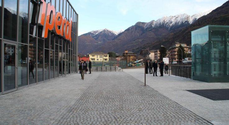 Realizzazioni - Appia Antica srlùMorbegno - Ex-MartinelliEx-Martinelli — MORBEGNO — 2007- Integrated Intervention programme for the former Martinelli area in Morbegno (Sondrio, Italy)