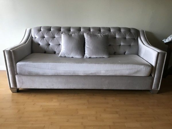 Elegant And Stylish #tufted #sofa #Furniture   #LongBeach, CA At #