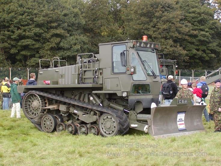 Military Vehicle Photos Royal Engineers Machine Leuchars