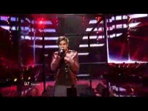 EUROVISION 2011 SWEDEN: Eric Saade - Popular (Final)