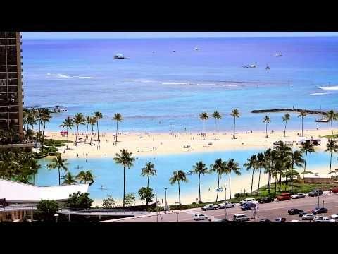 Iliaki Hotel #1803 Honolulu apartment video - ChicVoyage Productions