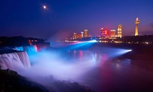 Groupon - Stay with Entertainment Package at Days Inn at the Falls in Niagara Falls, NY. Dates into July. in Niagara Falls, NY. Groupon deal price: $49