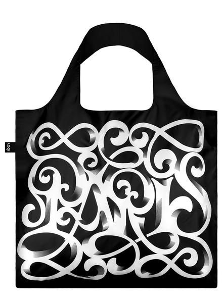 #Bag# Tasche# Sac # Bolsa# This New York City duo have been rocking the design world for more than 20 years. They are best known for their bold, edgy work in the music industry—Rolling Stones, Talking Heads, and Lou Reed. For Sagmeister and Walsh, it's all about type all the time.
