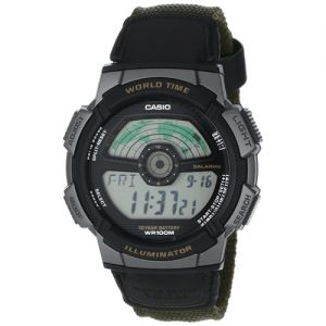 Casio Illuminator Men's Watch AE-1100WB-3AVCF (Black) for only ₱2,299.00 Visit our website @ http://luxuryoutlet.ph/ for more info  Facebook: https://www.facebook.com/luxuryoutletPH Instagram: http://instagram.com/luxoutletph Twitter: https://twitter.com/luxuryoutletph