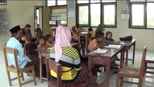 Sejumlah SDN Krisis, Sebuah Sekolah Hanya Memiliki 17 Siswa