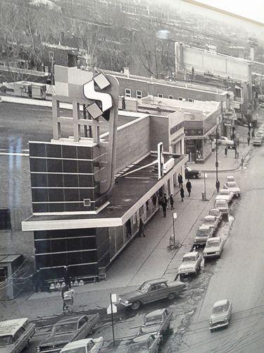 Steinberg, Decarie street, St-Laurent (Montreal), 1965   Flickr - Photo Sharing!