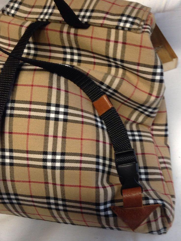 Galleria fotografica :: Idee di Ninì particolare zainetto con inserti in pelle