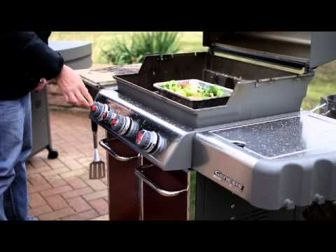 Using a Rotisserie on a Weber Gas Grill