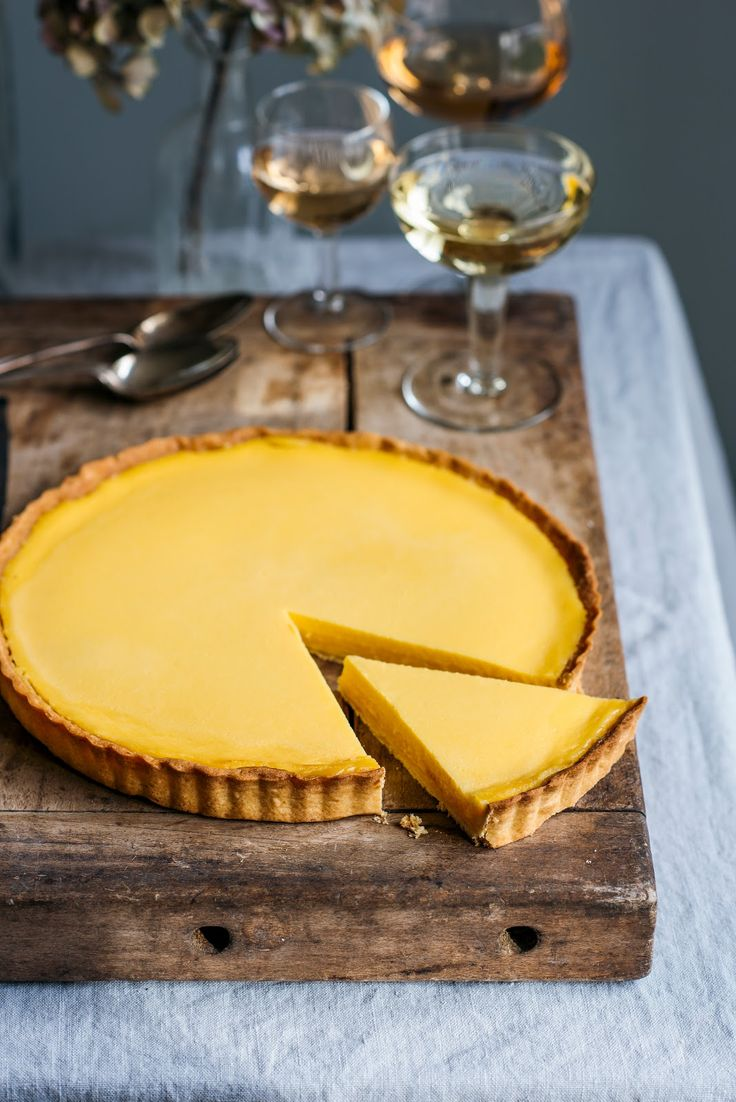 From the Kitchen: Classic Lemon Tart