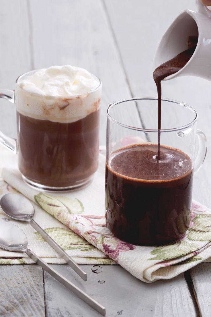 Popolare Oltre 25 fantastiche idee su Bevanda al cioccolato su Pinterest  XO48