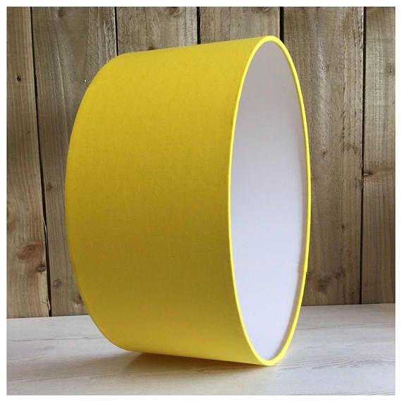 86 best the grey room lighting etsyukshopthegrayroom this stylish golden yellow lampshade lightshade is handmade to order in our bristol workshop from aloadofball Image collections