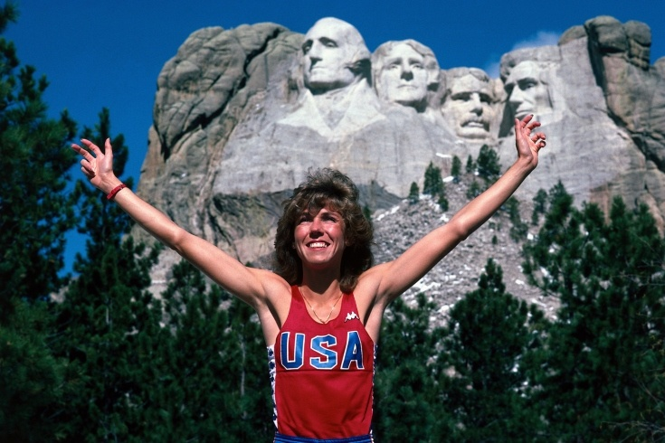 Neil Leifer's 1984 Olympic Odyssey Around the World // Mary Decker, Mount Rushmore