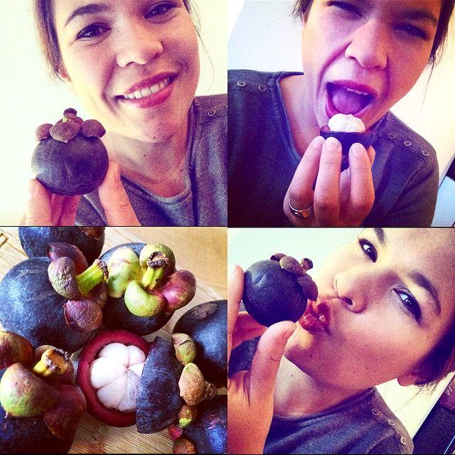 #mangosteen, de koningin der vruchten!