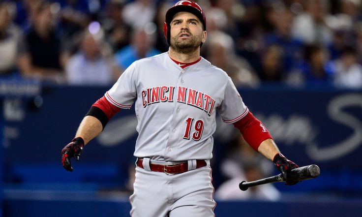 Joey Votto ties All-Star Game record after another hitless night = Joey Votto's been an All-Star Game regular for the National League for much of the 2010s, appearing in the Midsummer Classic five times. However, those July tilts haven't.....