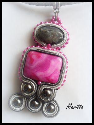 Marilla Jewelry Design: Sujtás /soutache