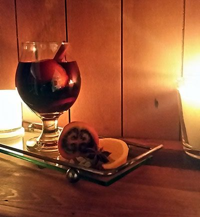 Tamarillo Mulled Wine — Food Exotica