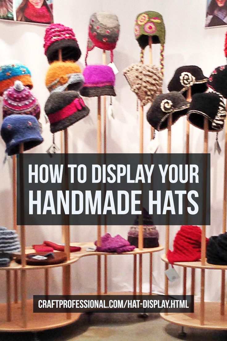 Best 25 Hat Display Ideas On Pinterest Hat Organization