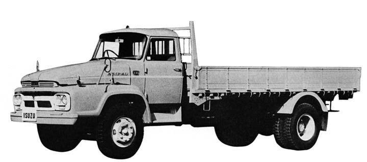 Isuzu TD70