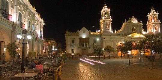 Casco historico de Salta