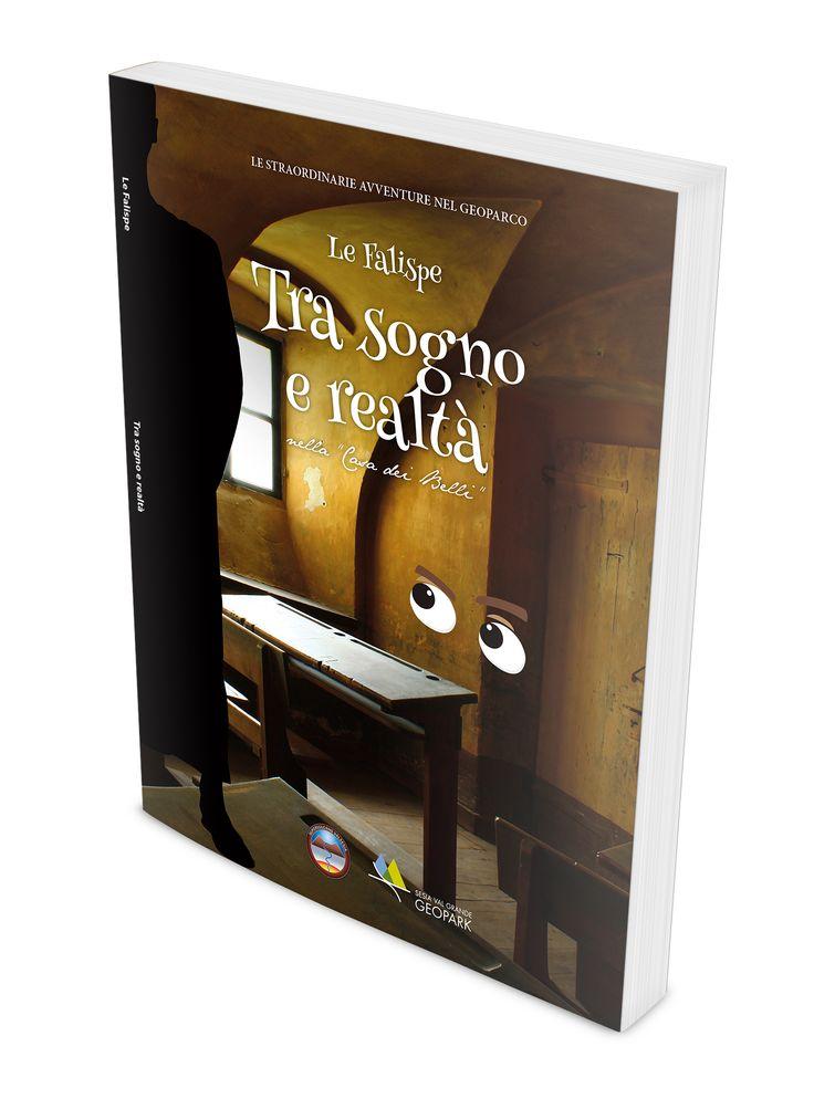 """Graphic design ed impaginazione del libro per ragazzi """"Tra sogno e realtà nella casa dei Belli"""""""