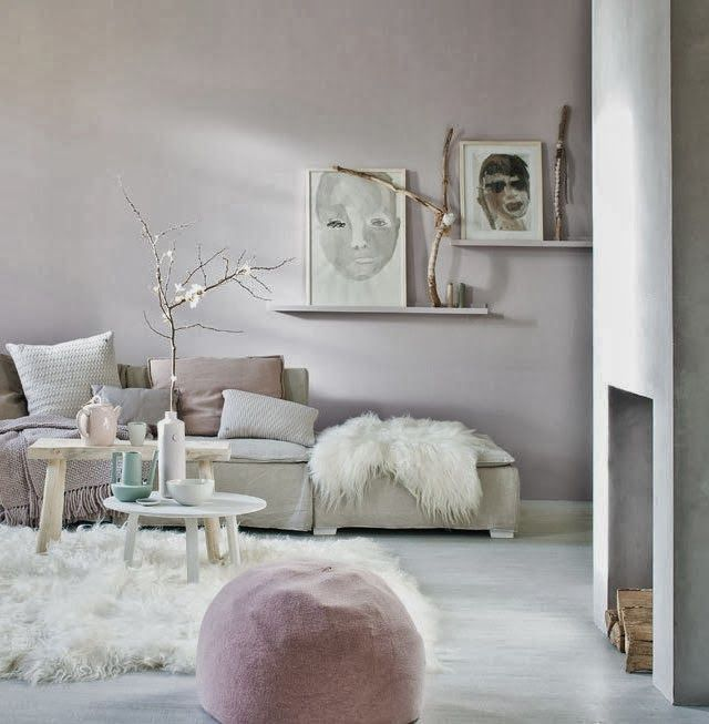 Trend spotting pretty pastel interiors in design home for Living room ideas pastel