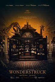 Wonderstruck - based on book by Brian Selznick. Directed by Todd Haynes, and starring  Amy Hargreaves, Michelle Williams, Julianne Moore. Due out October 20, 2017.