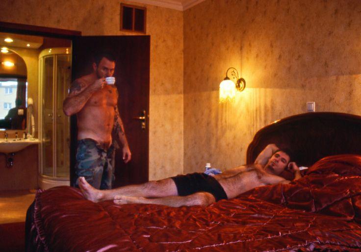 Richard Renaldi Hotel Room Portraits