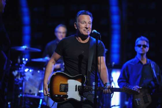 Bruce Springsteen - Brad Barket/Getty Images for Comedy Central