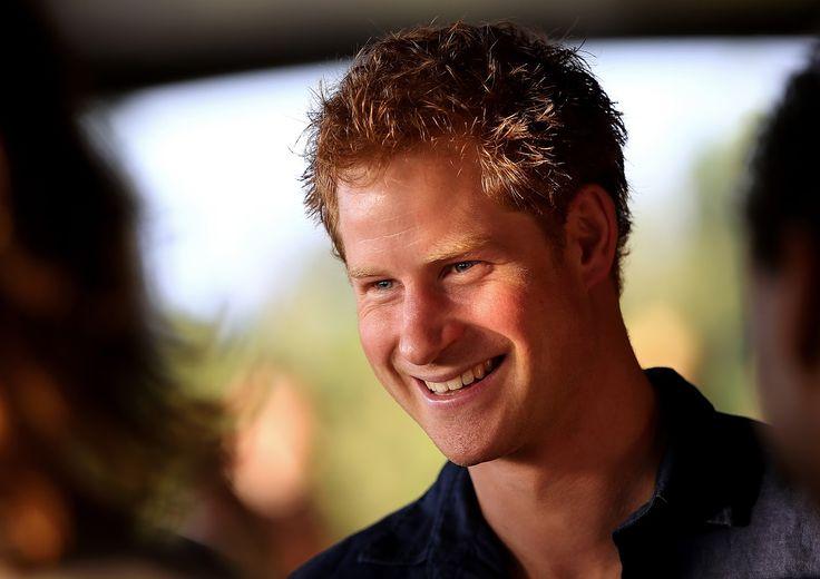 O Πρίγκιπας Χάρι της Ουαλίας