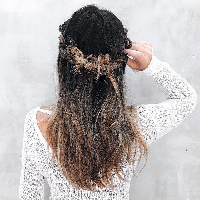 Hello hair goals  : @marianna_hewitt