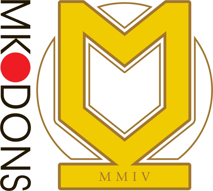 MK Dons F.C are the best