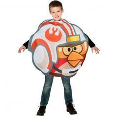Angry Birds X-Wing Pilot Kids Costume http://www.shopprice.com.au/angry+birds+costume