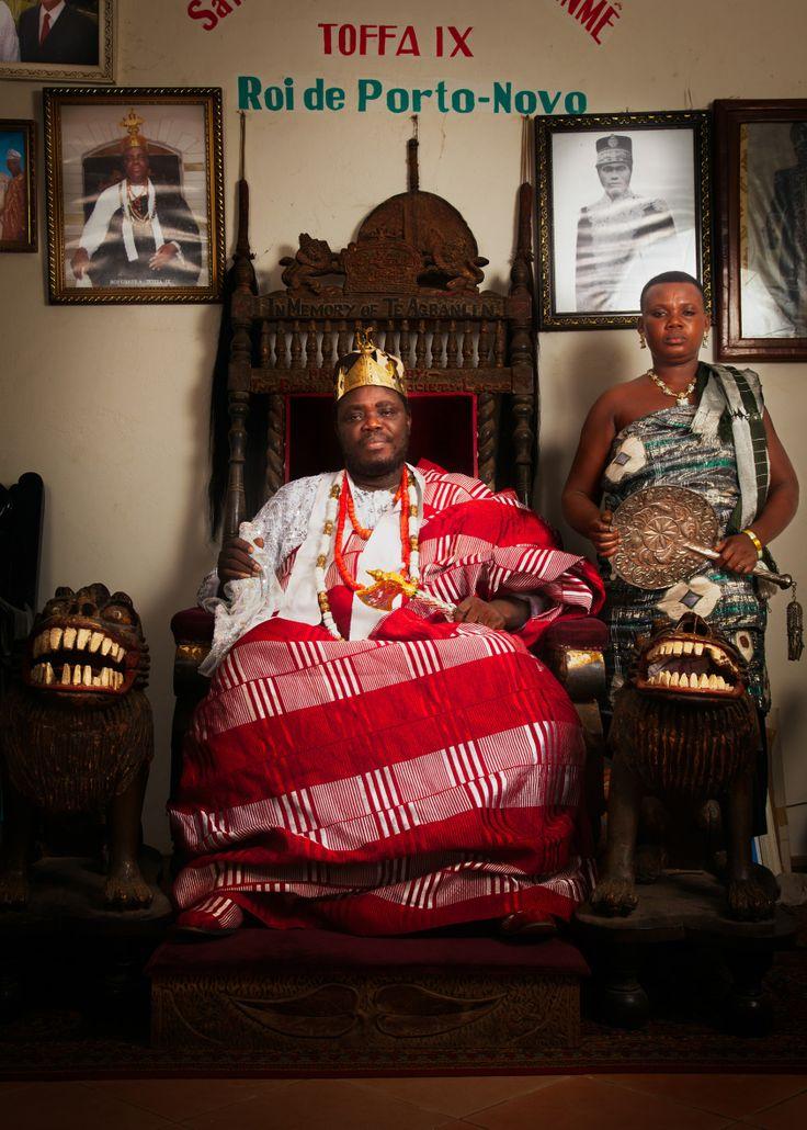 King Of Coins Pentacles As Advice: Kenbam.com, African Kings, King Of Porto Novo, Benin