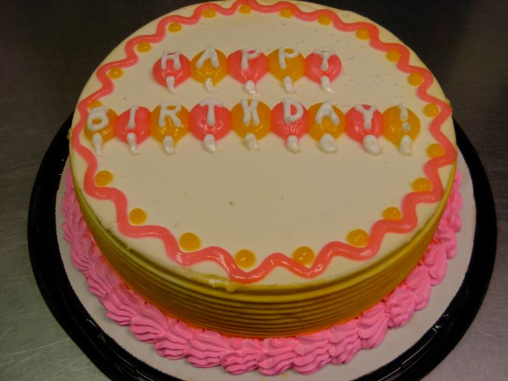 36 best dq cake designs images on Pinterest Dairy queen Cakes