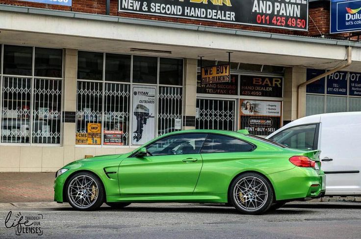 Java Green BMW M4 Competition Package ticks all the right boxes   Photo by @lifethroughourlenses which is a new joint account by @wjv_photography @lawsons_photography and @mastermac_photography <-- Give them and their new page a follow!  #BMW #M4 #JavaGreen #ExoticSpotSA #Zero2Turbo #SouthAfrica #Petrolheads