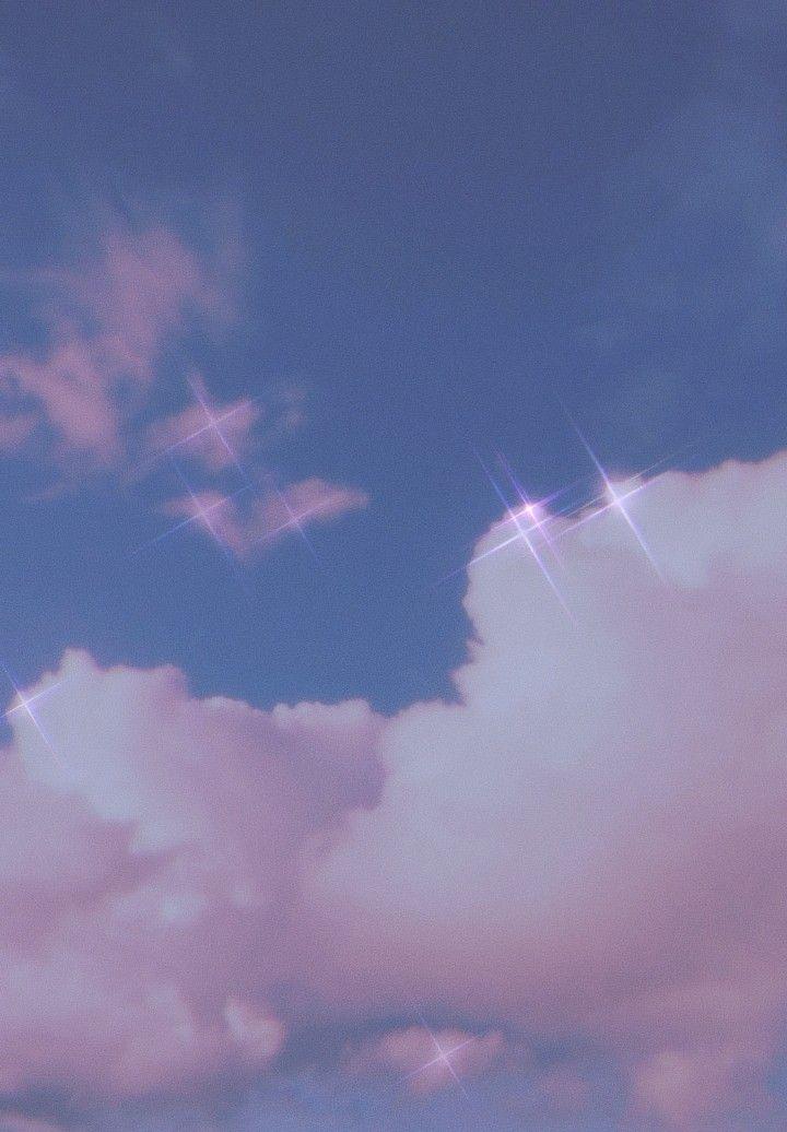 Pin Oleh 14 Sintia Darmayanti Di Uhuy Gambar Awan Fotografi Langit Ilustrasi Alam Clouds wallpaper iphone aesthetic awan